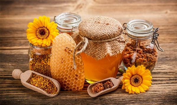 Sự thật thú vị về mật ong