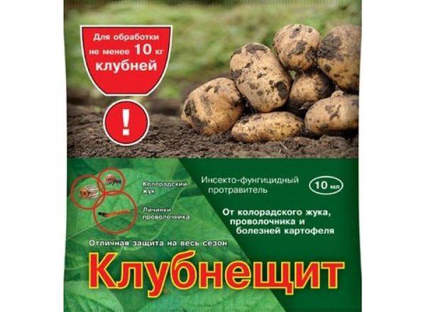 Protravitel Tuber dùng để chế biến khoai tây