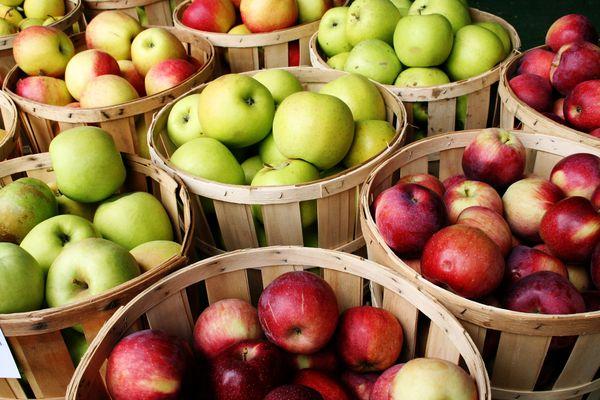 Các loại táo tốt nhất